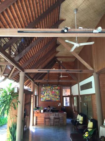 Belle Villa Resort Pai : lobby entrance
