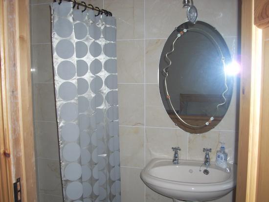 Golden Rose House B&B: bathroom