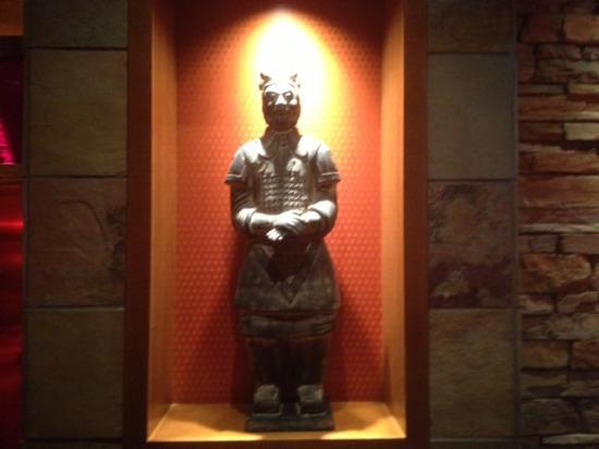 P.F. Chang's: PF Changs - entrance