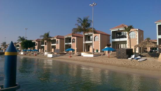 Palma Beach Resort Spa Side