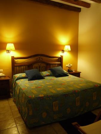 Hotel Parador San Agustin : 部屋