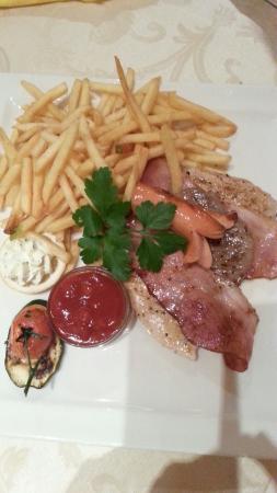 Restaurant Pizzeria & Steakhouse Anny: Grigliata mista