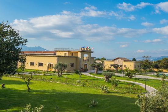Sant'Egidio del Monte Albino, Itálie: Intera Struttura