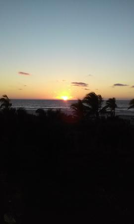 Sunset at Sale E Pepe