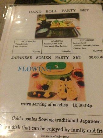 Aoba Japanese Restaurant Canggu