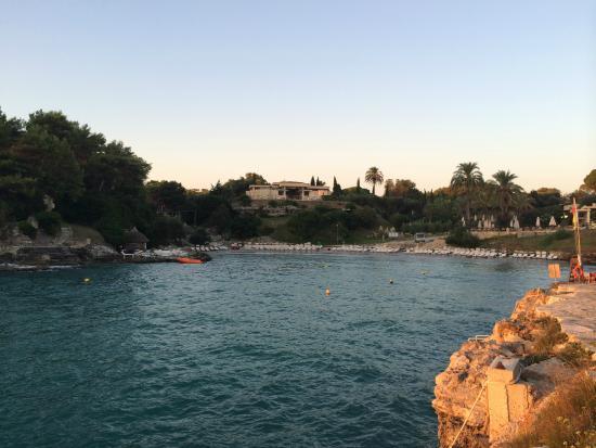 Le Cale d'Otranto Beach Resort : Spiaggia