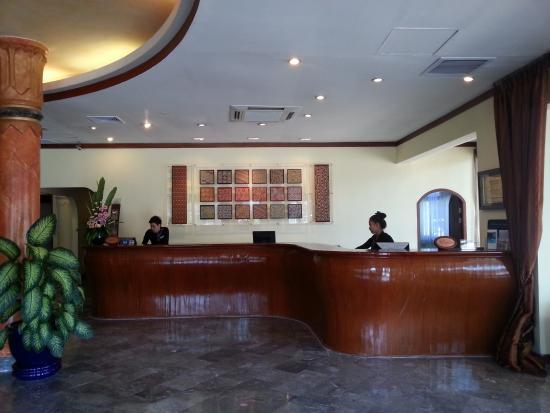 Mercure Vientiane: The reception