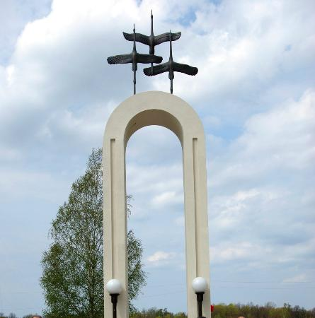 Memorial Cranes