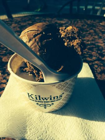 Kilwin's : Salted caramel and chocolate peanut butter ��