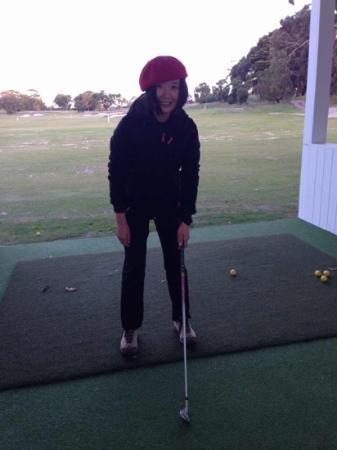Victoria Golf Club: 第一节课