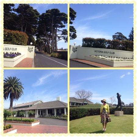 Victoria Golf Club: 维多利亚高尔夫球场