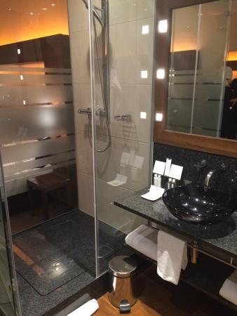 offene dusche flemings selection hotel wien city und bad masse