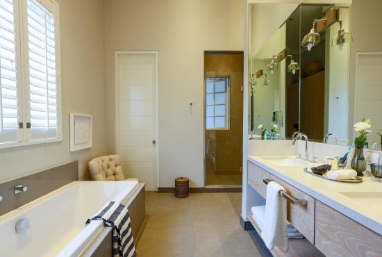 AtholPlace Hotel & Villa : AtholPlace Hotel - bathroom