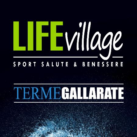 Life Village e Terme Gallarate Logo