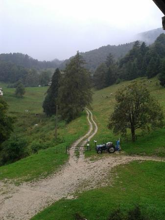 Rifugio Monte Baldo : Vista camera