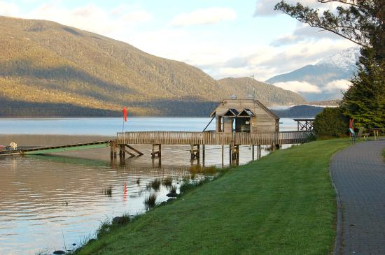 Lakefront Lodge: Lake Te Anau
