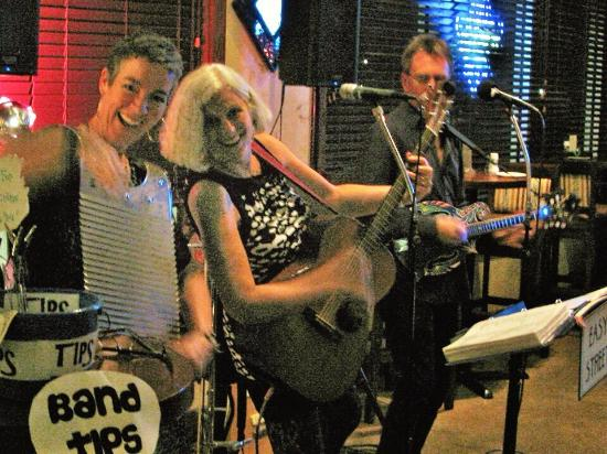 Zydeco Grille: Vermont's Easy Street, playing Louisiana roots music, most Saturday nights in season (live music