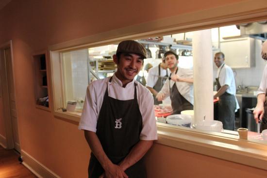 Belcanto: Japanese Chef Atsushi Murata!