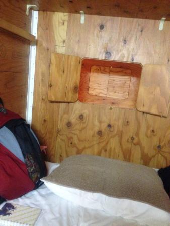 Khaosan Tokyo Ninja: my experience inside the capsule bed