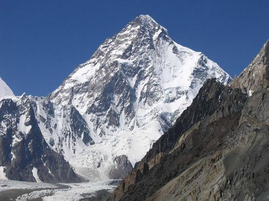 Gilgit-Baltistan, Πακιστάν: K2 World Second Highest Peak after Mount Everest