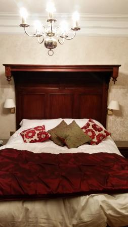 Gipsy Hill Hotel : Comfy bed
