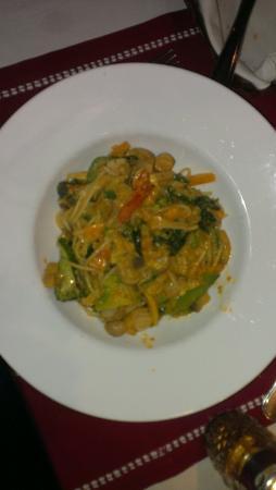 Carpaccio: Vegetarian pasta... Yummy