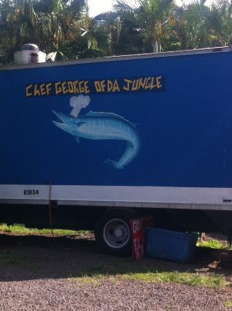 Chef George Of Da Jungle: Foto del camion