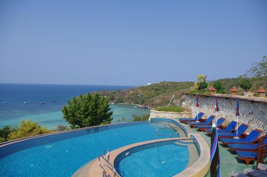 Ko Tao Resort - Paradise Zone : basen