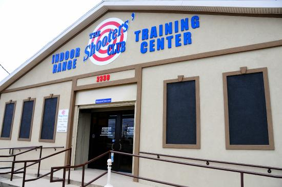 Harahan, LA: The Shooters' Club Indoor Range and Training Center