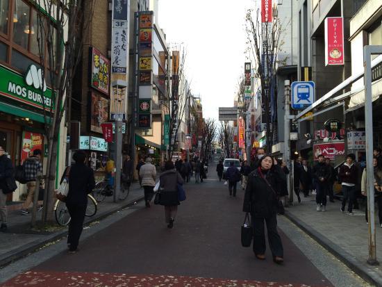 Kagurazaka: 神楽坂
