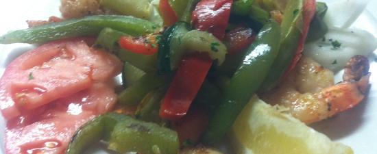 Jerusalem Cafe: Bean Salad