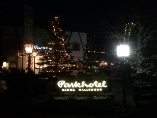 Parkhotel Seefeld: hotel sera