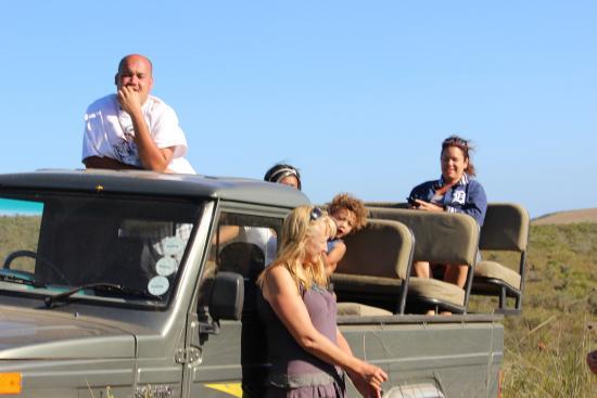 Nyala Safari Lodge: 4x4 safari