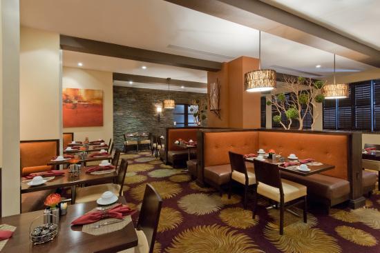 Crowne Plaza Albuquerque: Stonestreet Grill