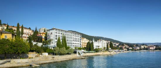 Remisens hotel kristal ab 122 1 5 7 bewertungen for Design hotel royal opatija