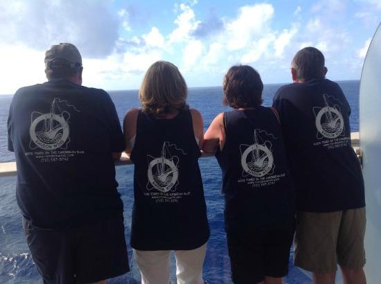 Simpson Bay, St. Maarten-St. Martin: Random Wind ..... on Oasis of the Seas