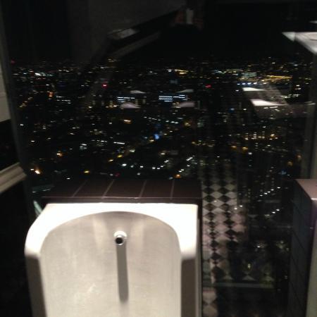 Bagno panoramico - Picture of Aqua Shard, London - TripAdvisor