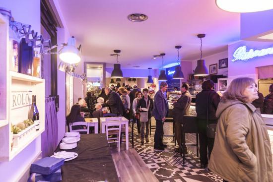 Taverna Latina: Inaugurazione