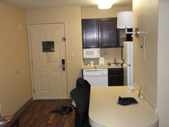 Extended Stay America - Austin - Northwest - Research Park: Room View 2