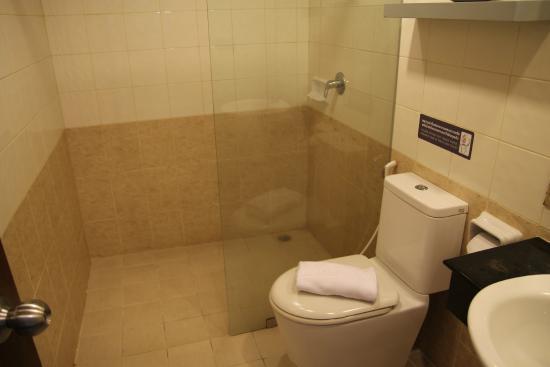 Platinum Hotel: Ванная комната
