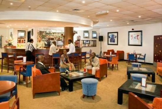Novotel Port Harcourt : The Lobby
