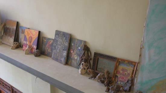 Sandat Bali: A selection of the owner's works