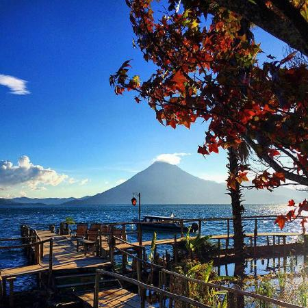 Villa Sumaya: From the dock
