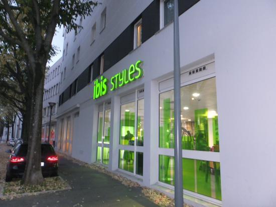 Ibis Styles: 外観