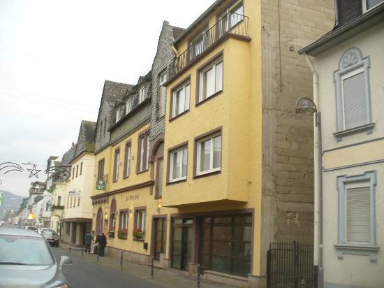 Hotel Zur Alten Post: The hotel front view