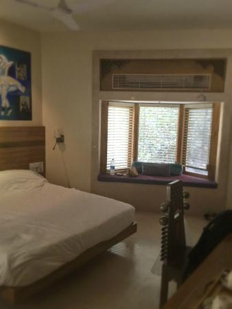 Le Sutra - The Indian Art Hotel : The Kathuk Room - 1 kingsize