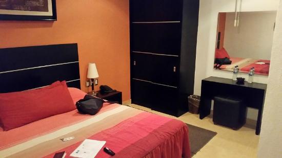 Hotel Real San Juan: kleine Fläche