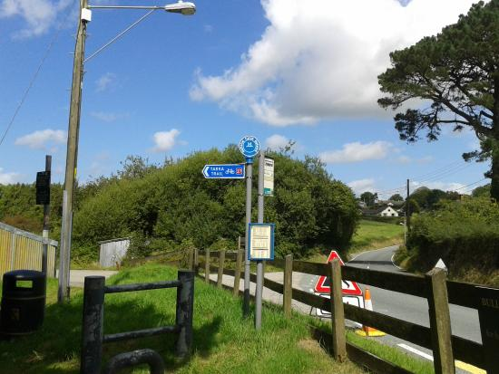 Devon, UK: Well signposted
