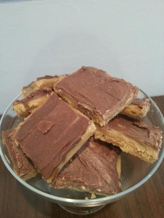 Chloes Of York: Caramel Shortbread