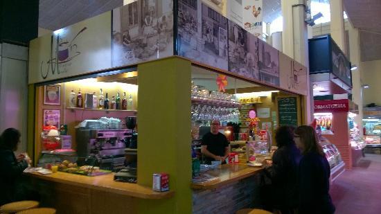 El Petit Cafe Del Mercat